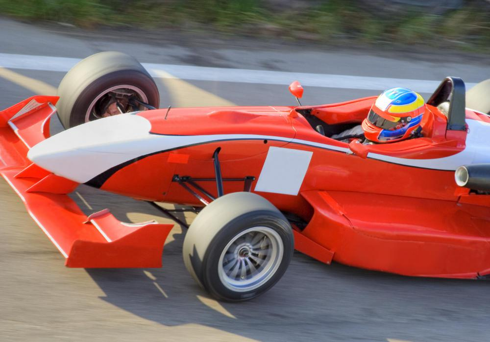 Any sport that involves high speed racing, like Formula 1,  is very dangerous.