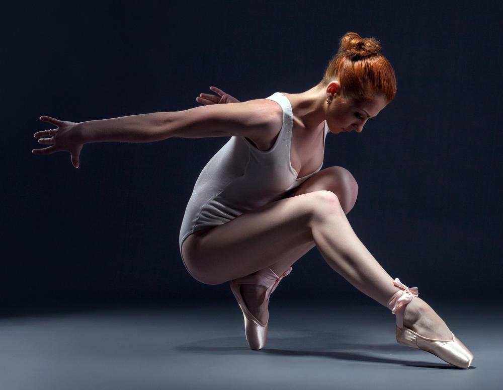 Modern dance has influences from many styles including jazz, tap and ballet.