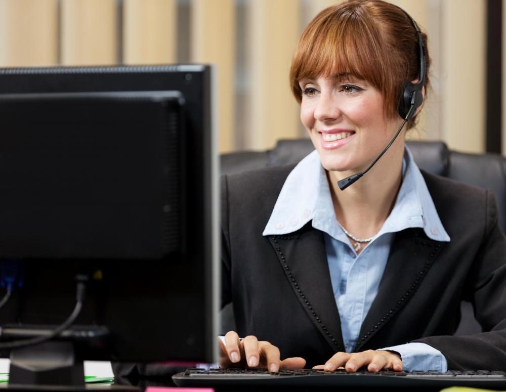 Using an at-home receptionist is an economical way for a business to appear to have a separate office.