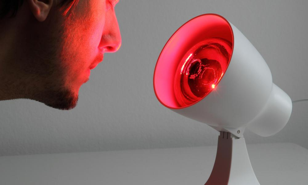 Red light therapy may activate adenosine triphosphate.
