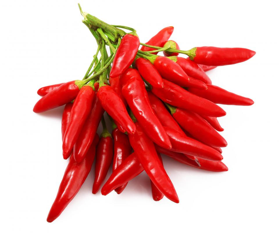 Chili peppers are a key ingredient in most chili dishes.