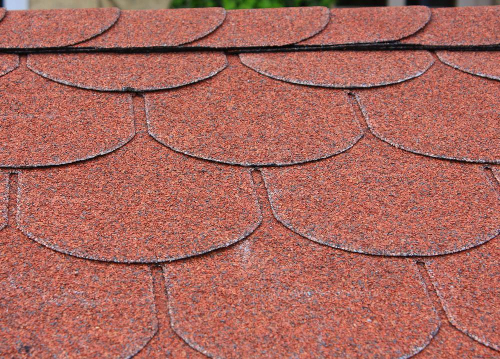 Architectural shingles are thicker than three-tab shingles.