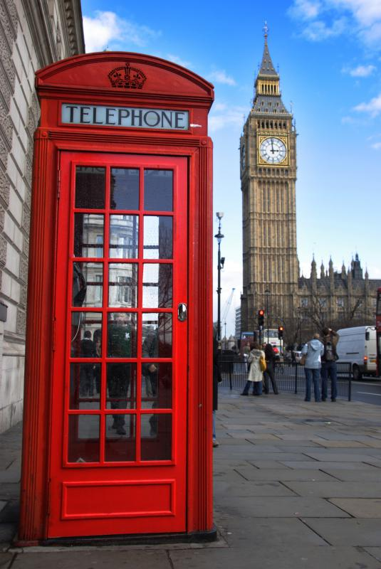 Under the discontinued British compulsory competitive tethering system, a city would have to, for example, purchase the cheapest phone booth avialable.