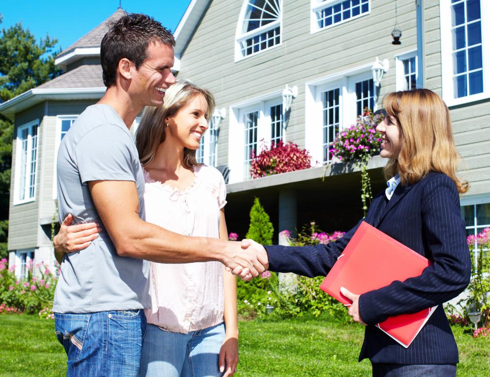 A real estate agent will help people to find suitable homes within their price ranges.