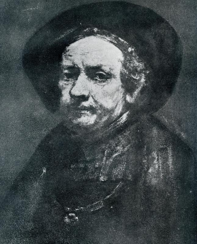 The Dulwich Picture Gallery contains works by Old Masters such as Rembrandt.