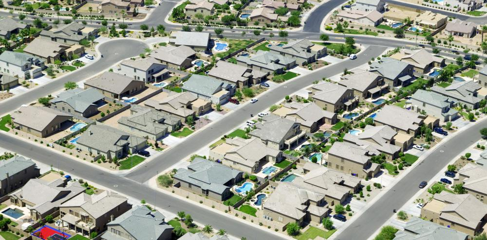 Microgrids typically serve entire suburbs or towns.