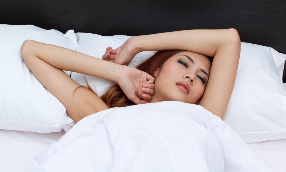 Women can have erotic dreams that lead to orgasms, just as men can have wet dreams.