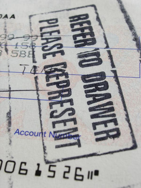Immediate credit makes it possible for a depositor to take action on a bounced check immediately.