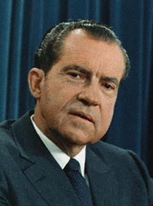 Richard Nixon was one of the presidents as Generation X grew up.