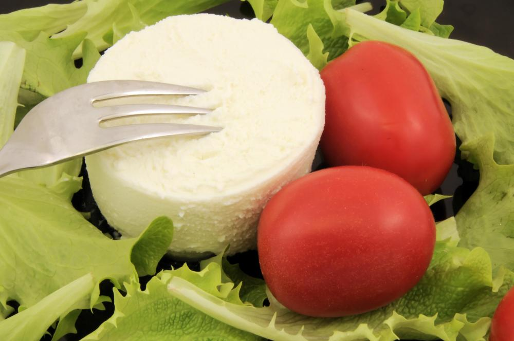 Cysteine can be found in ricotta cheese.