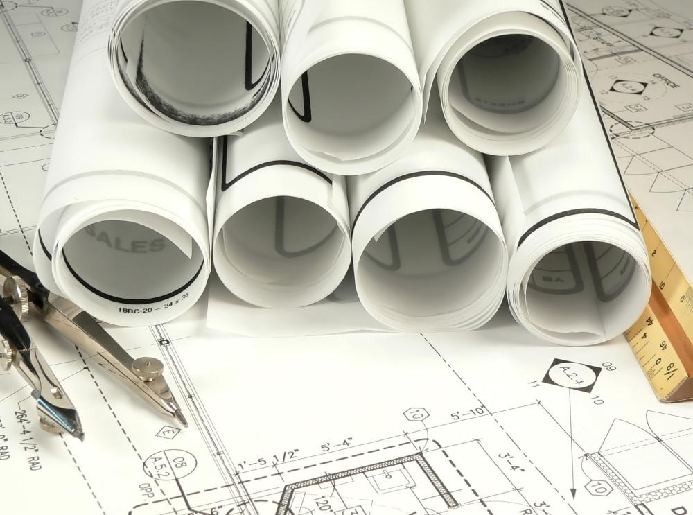 An architectural engineer is frequently required to advise on engineering and design issues as a project progresses.