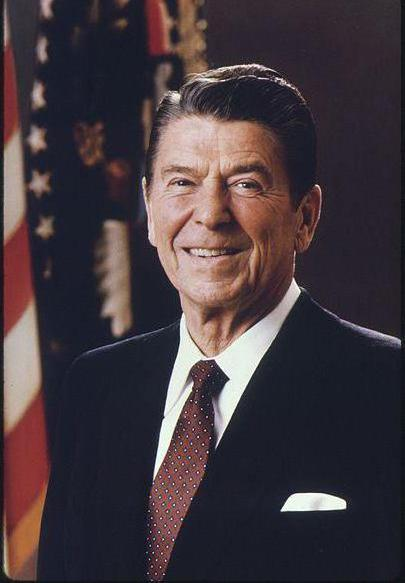 Ronald Reagan was very concerned with the Red Threat.