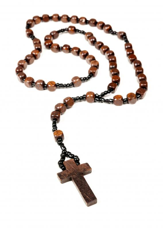 For Catholics, saying the prayers of the Rosary is a form of meditation.