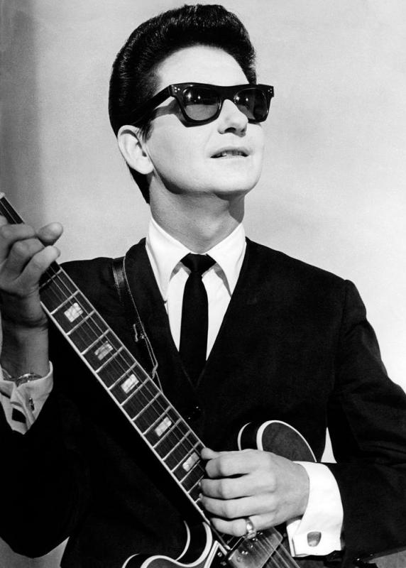 Roy Orbison recorded rockabilly songs at Sun Studios in Memphis. d79fe84d5