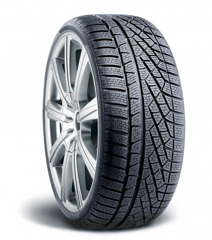 Truck tires may be designed for specific types of road conditions.