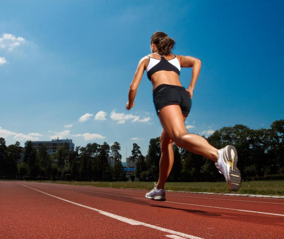 Athletes who are interested in racing may want to wear performance training sneakers.