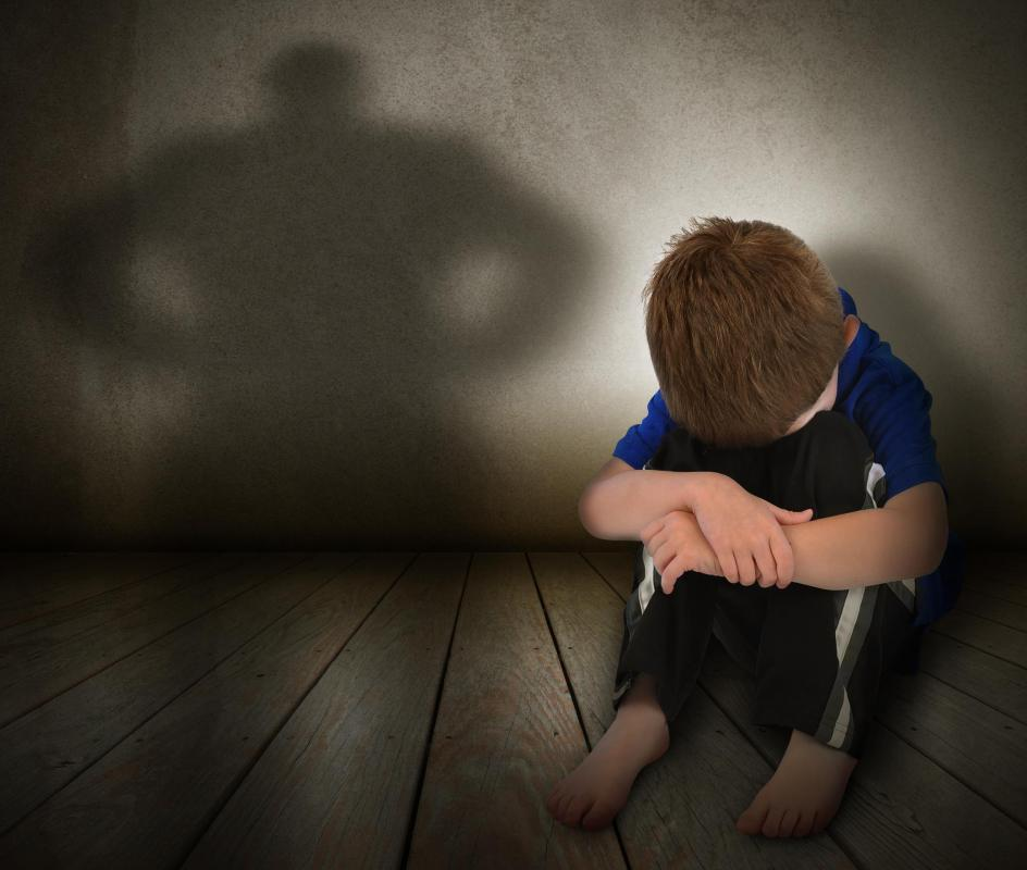 Victims of child abuse may suffer from both anxiety and depression.