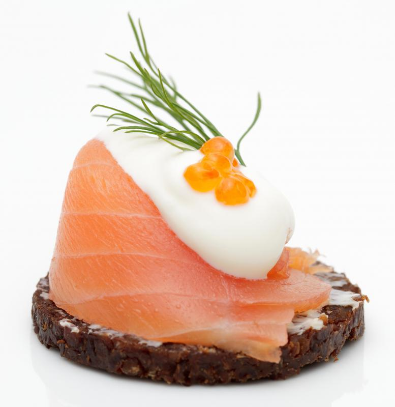 What are canap s with pictures for What is a canape appetizer