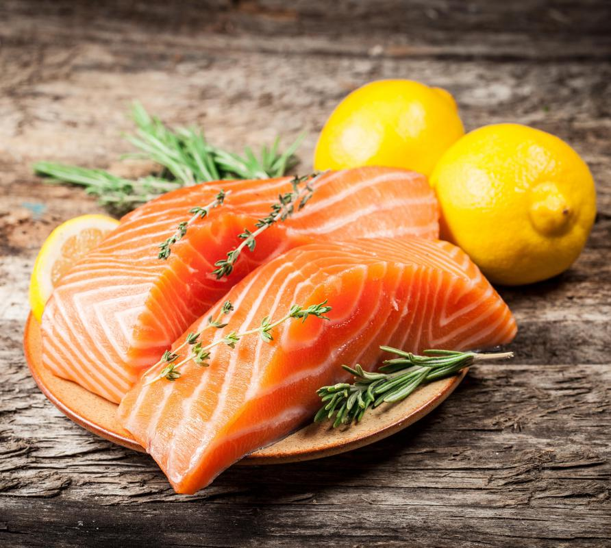 What is a serving size of meat with pictures for Serving size of fish