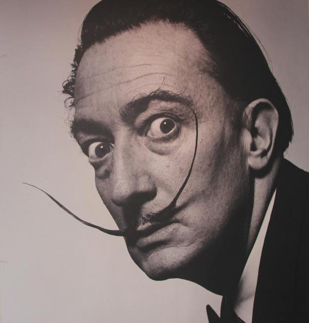 Salvador Dali created many lithographs during his lifetime.