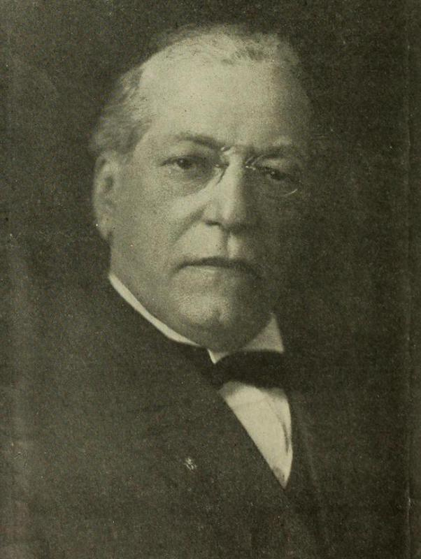 Samuel Gompers was the leader of the American Federation of Labor.