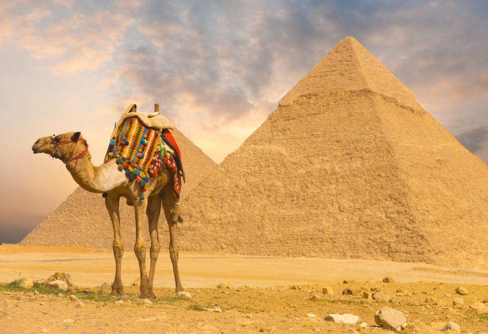 Two Egyptian cities are considered among the world's oldest.