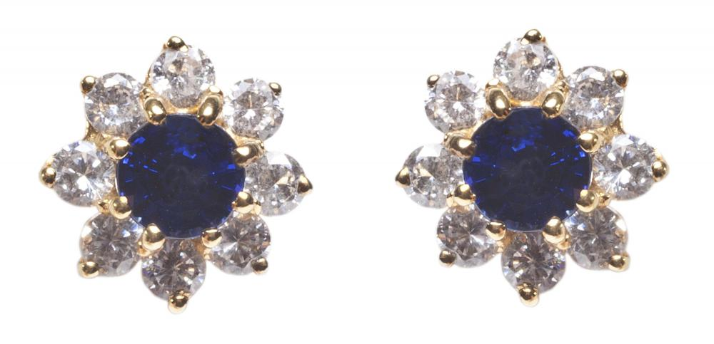 September's birthstone is the sapphire.