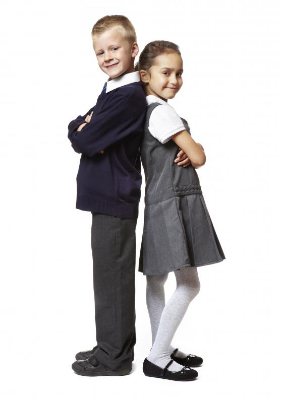 A parent should review a school's dress code laws to make sure children are ready for class.