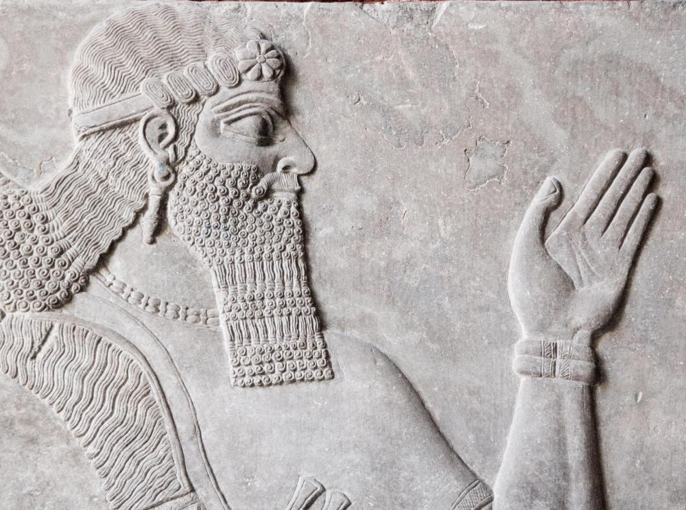 The Babylonian King Hammurabi created the legal code that bears his name.