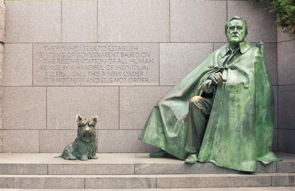 President Franklin Delano Roosevelt. supported the TVA because building hydroelectric jobs would provide jobs, flood control, and electricity to rural areas.