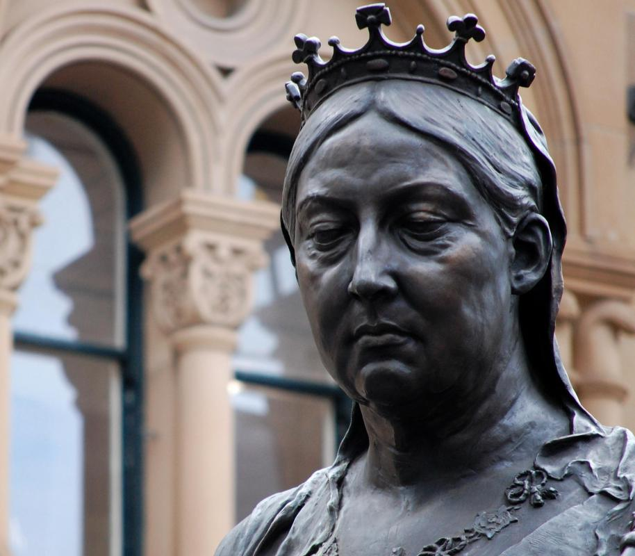 Queen Victoria reigned in England for almost 64 years.