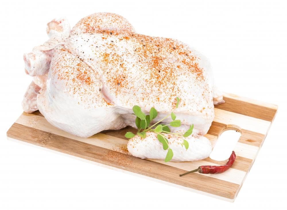 Herb-roasted chicken is a staple in souvlaki and other Greek dishes.