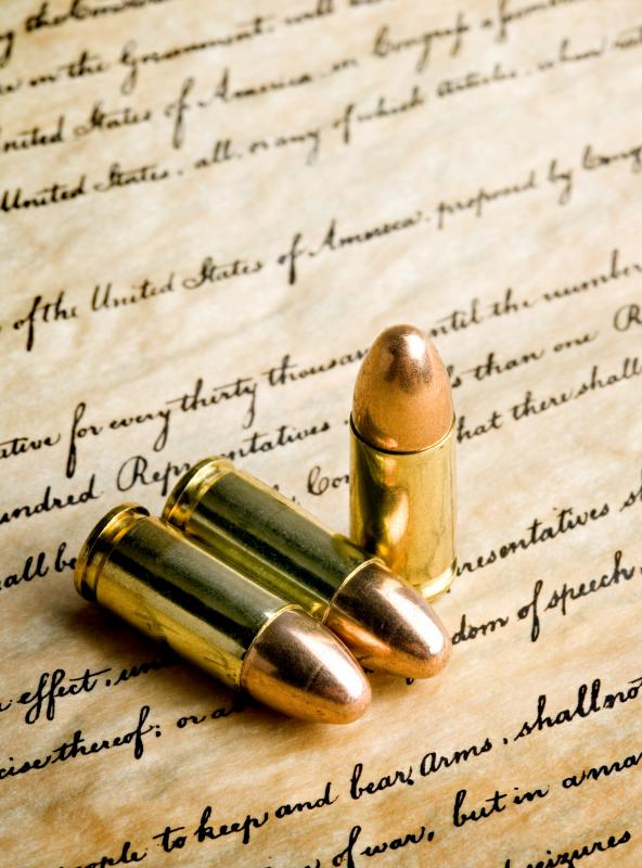 The amendments were created with the best interests of the citizens in mind; for instance, the second amendment is to protect the right of firearm ownership.