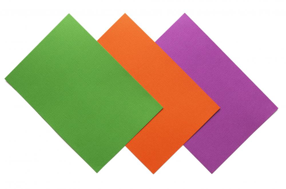 Secondary Colors Are Created When Two Primary Mixed