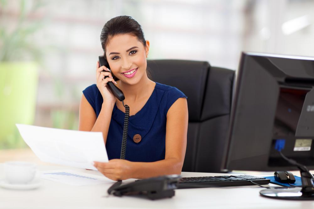 Administrative assistant managers oversee the work of administrative assistants.
