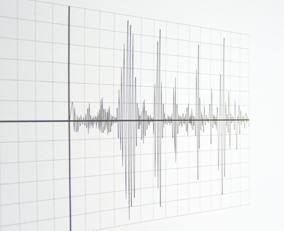 Seismographs are used to measure seismic waves.