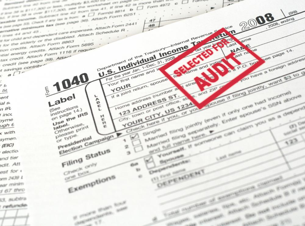 Filing an amended income tax return increases the likelihood of a tax file being selected for an audit.