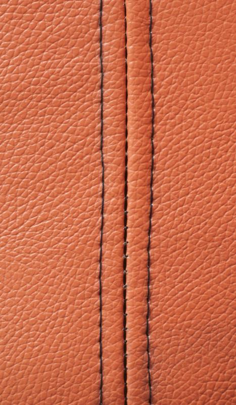 A selvage refers to edge on fabric that prevents stitches from unraveling or fraying.