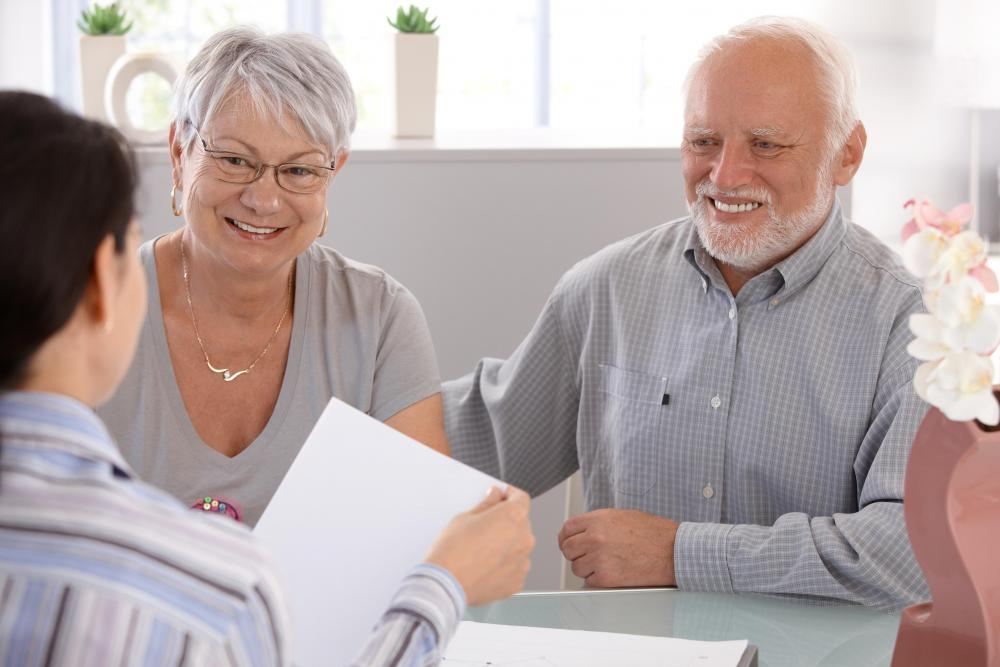Some tax professionals offer discounted or free filing advice for seniors or those whose income falls below a certain point.