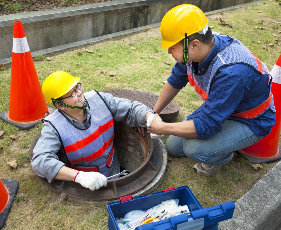 Confined space regulations were created to ensure worker safety.