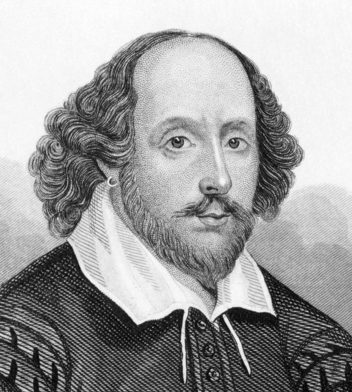 The first known use of the phrase is in Shakespeare's comedic play The Merry Wives of Windsor.