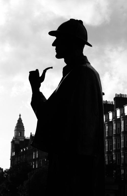 Sir Arthur Conan Doyle is famous for his Sherlock Holmes detective stories.
