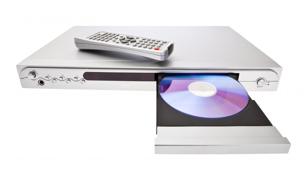 IR transmitters and receivers are found in all types of devices, such as DVD players.