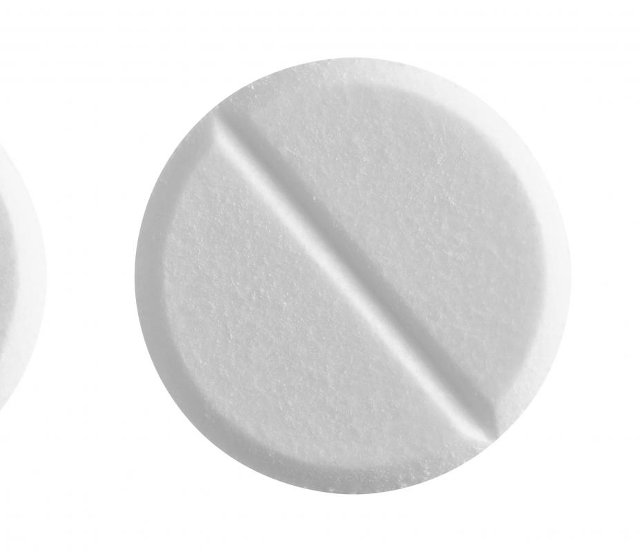 Expired aspirin may be considered pharmaceutical waste.
