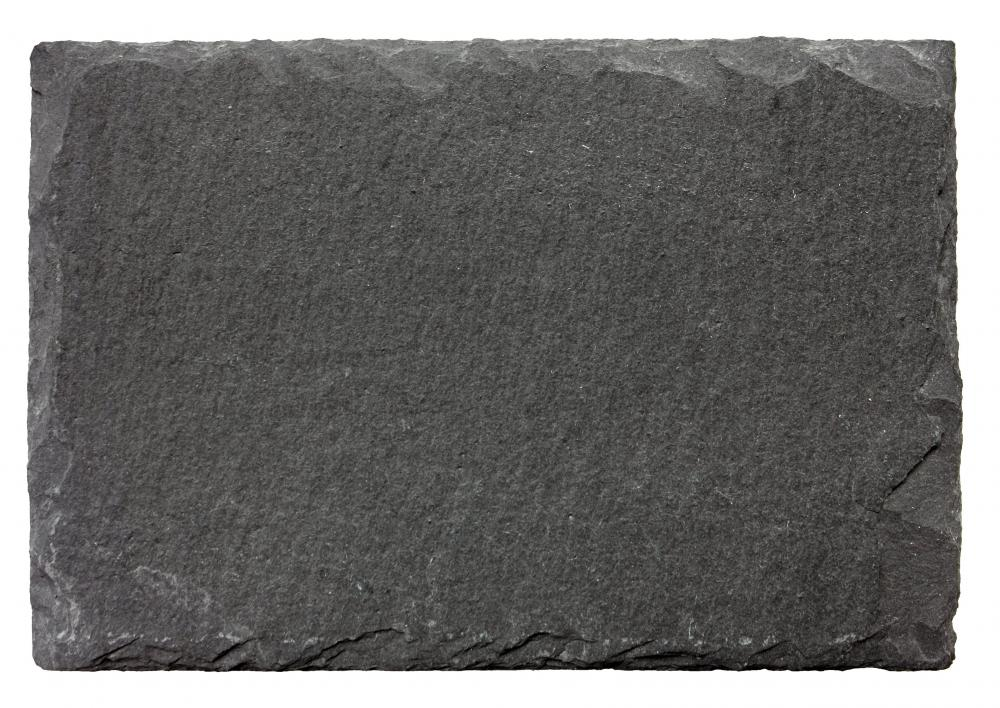 A slate tile, which can be used for a bathroom.