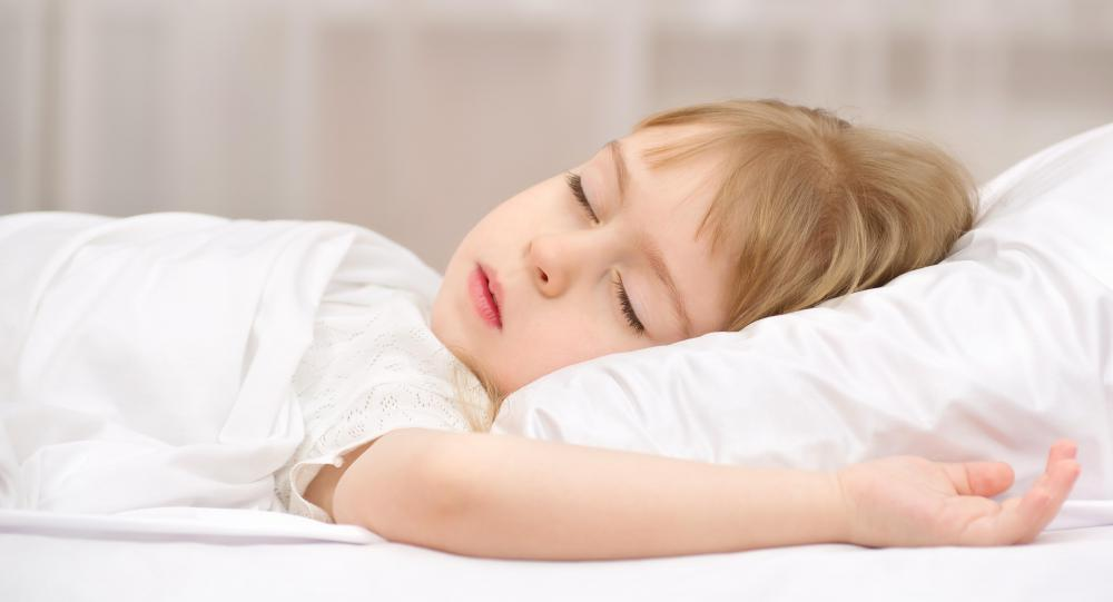 There is a strong connection between bedwetting and heredity.
