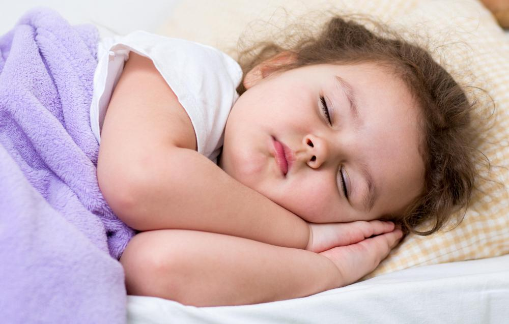 How Can I Help My Child To Sleep Through The Night
