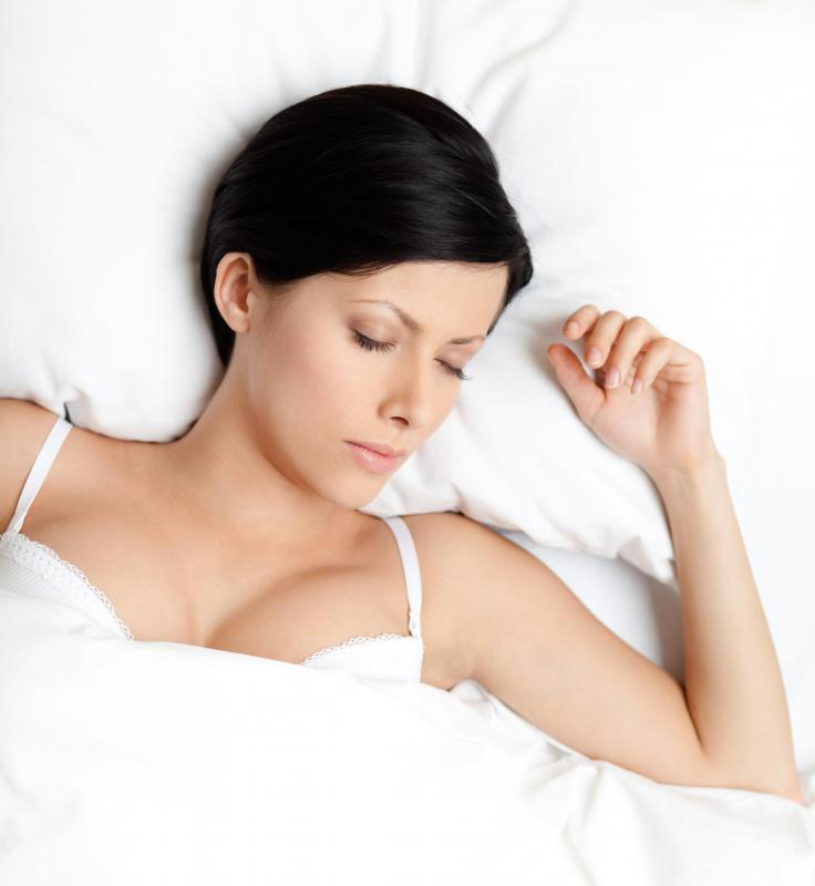 Walking to lose weight needs to be assisted with good sleeping habits.