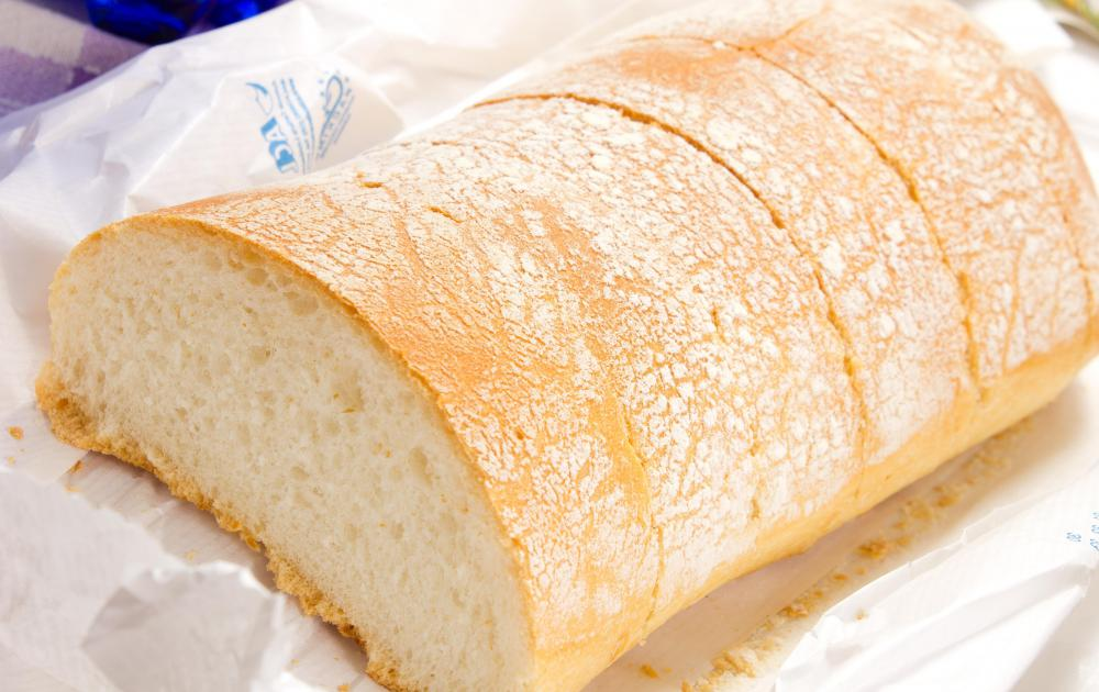 Bread that's a day old is the primary ingredient in capitrotada.