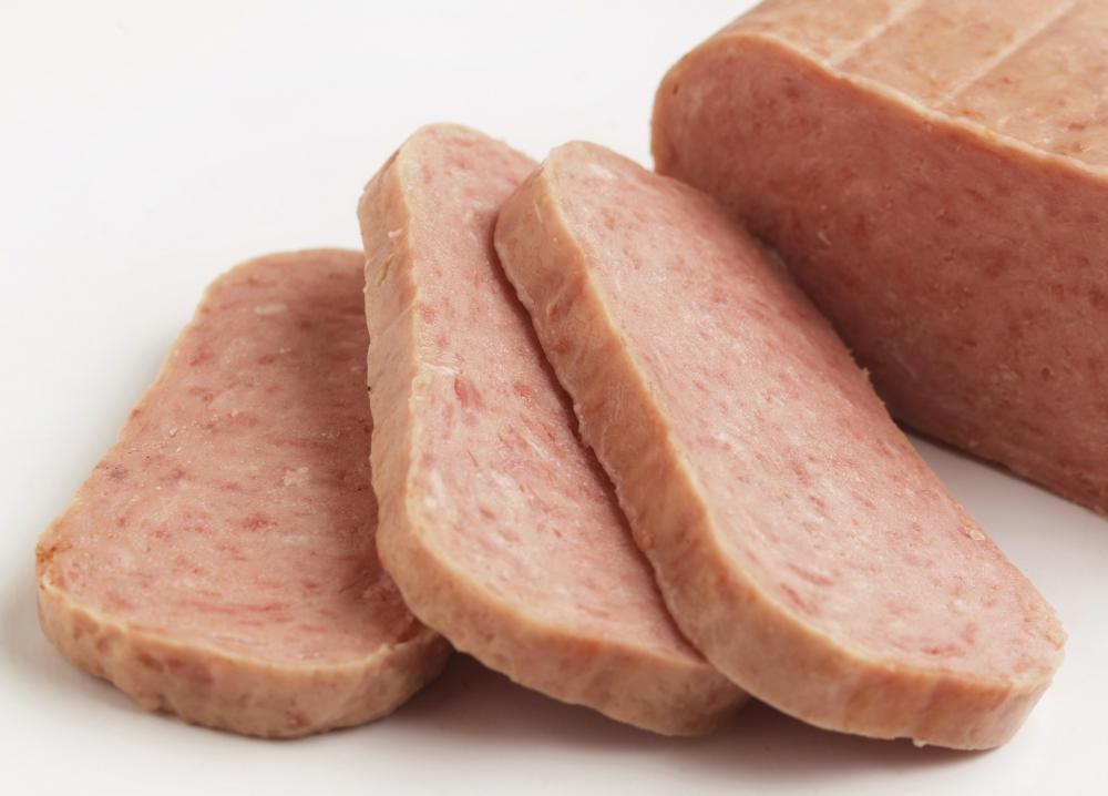 SPAM® can be on a list of disaster survival foods.